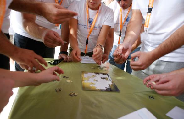 Le Coaching Et Le Team Building Elveorelveor