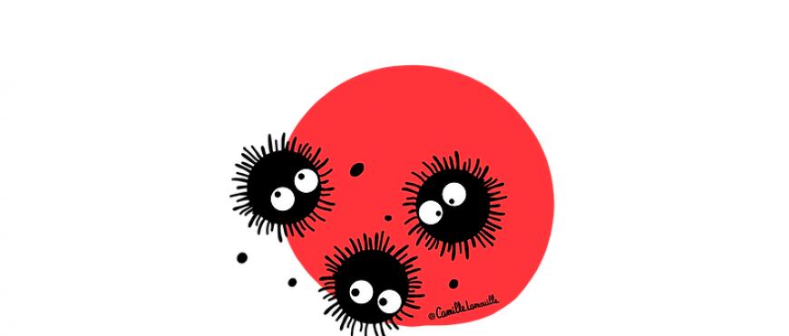 Article «Corps-on-a-virus» !!  Camille Lamouille Maître Praticienne en Psychologie Positive