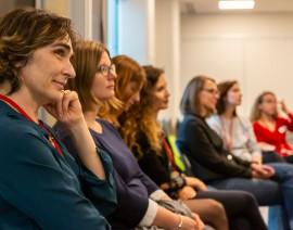 Nouvelles sessions «SPRINGBOARD Tremplin pour le LEADERSHIP des femmes »